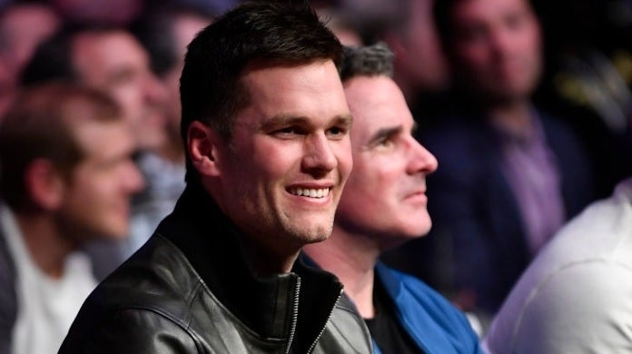 tom brady ufc getty images
