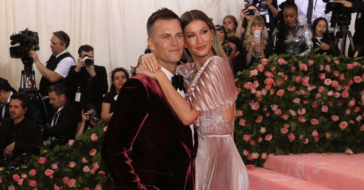 Tom Brady wife Gisele New Year Wish fans