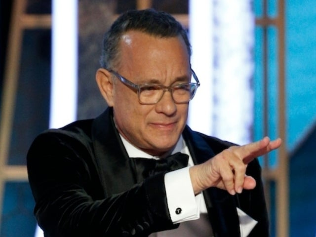 Golden Globes 2020: Watch Tom Hanks Break Down in Tears While Accepting Cecile B. DeMille Award
