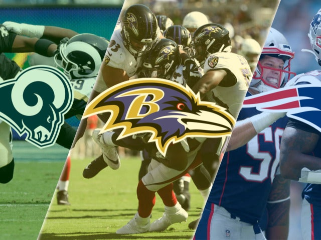 Top 5 Defenses in NFL