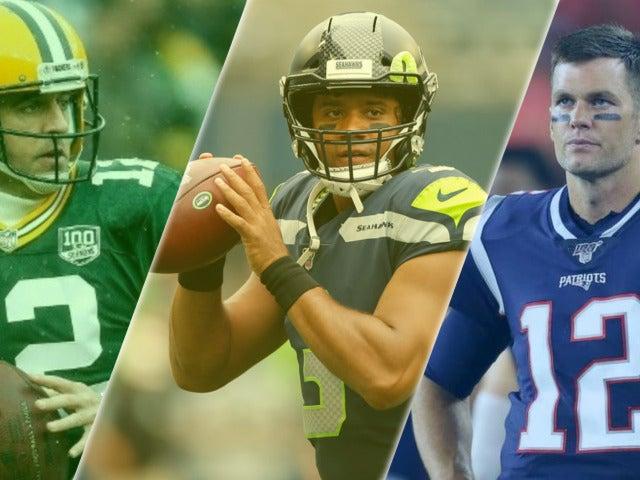 Top 5 Quarterbacks in the NFL - PopCulture Sports