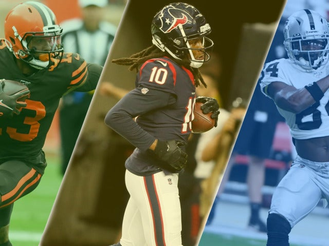 Top 5 Wide Receivers in the NFL