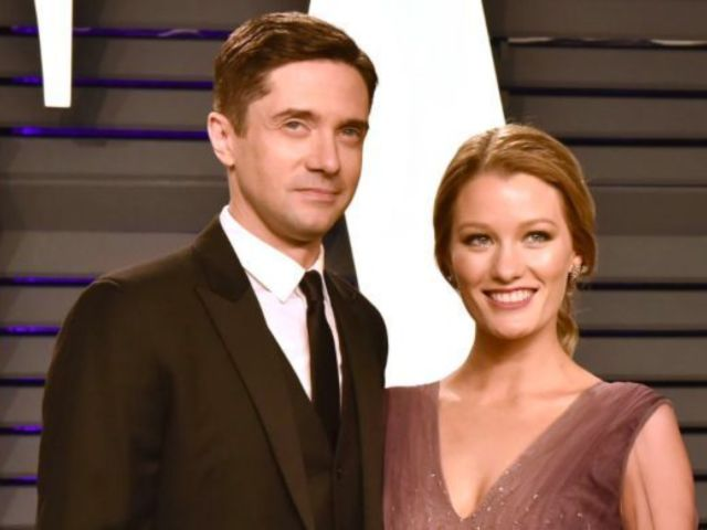 'That '70s Show' Star Topher Grace and Wife Ashley Hinshaw Expecting Second Child