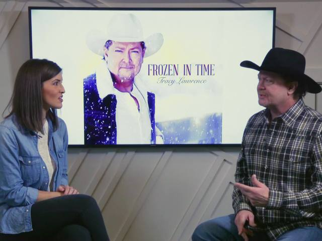 Tracy Lawrence - PopCulture Exclusive Interview