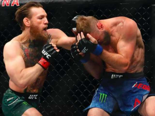 Conor McGregor vs. Donald 'Cowboy' Cerrone: Here's How Long the Fight Lasted, Watch It Here
