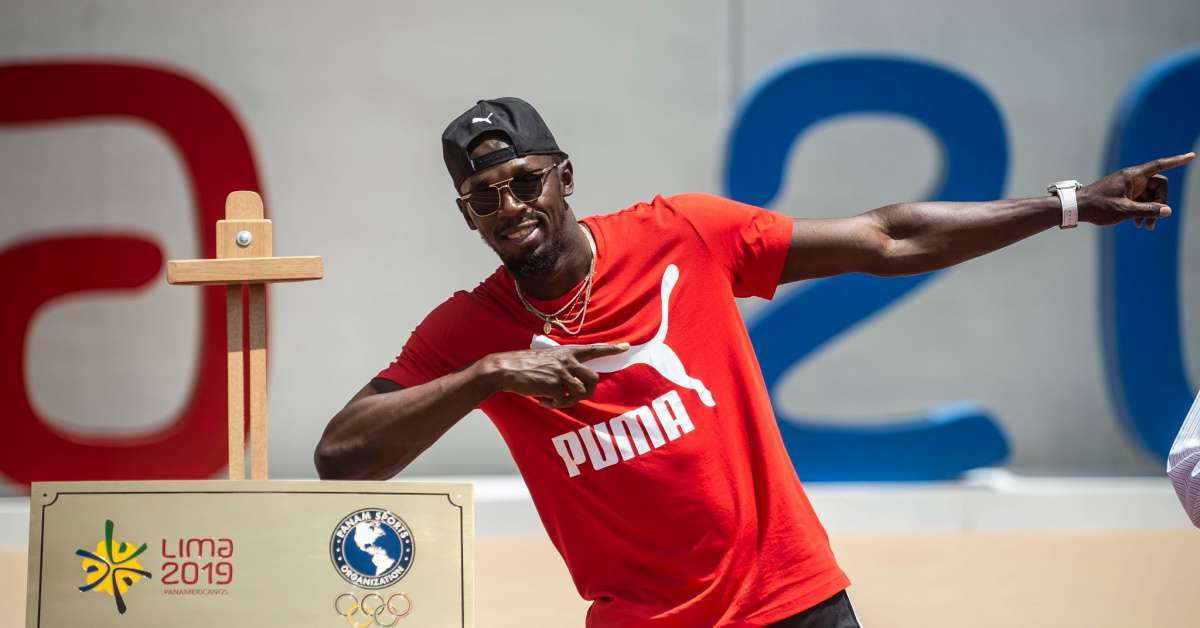 Usain Bolt girlfriend Kasi Bennett pregnant first child