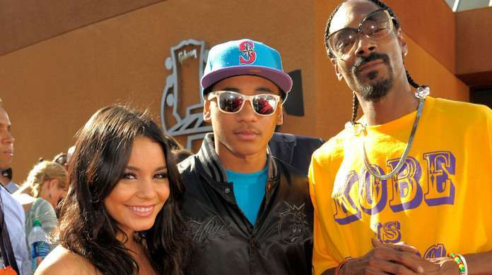 Vanessa-Hudgens-Snoop-Dog