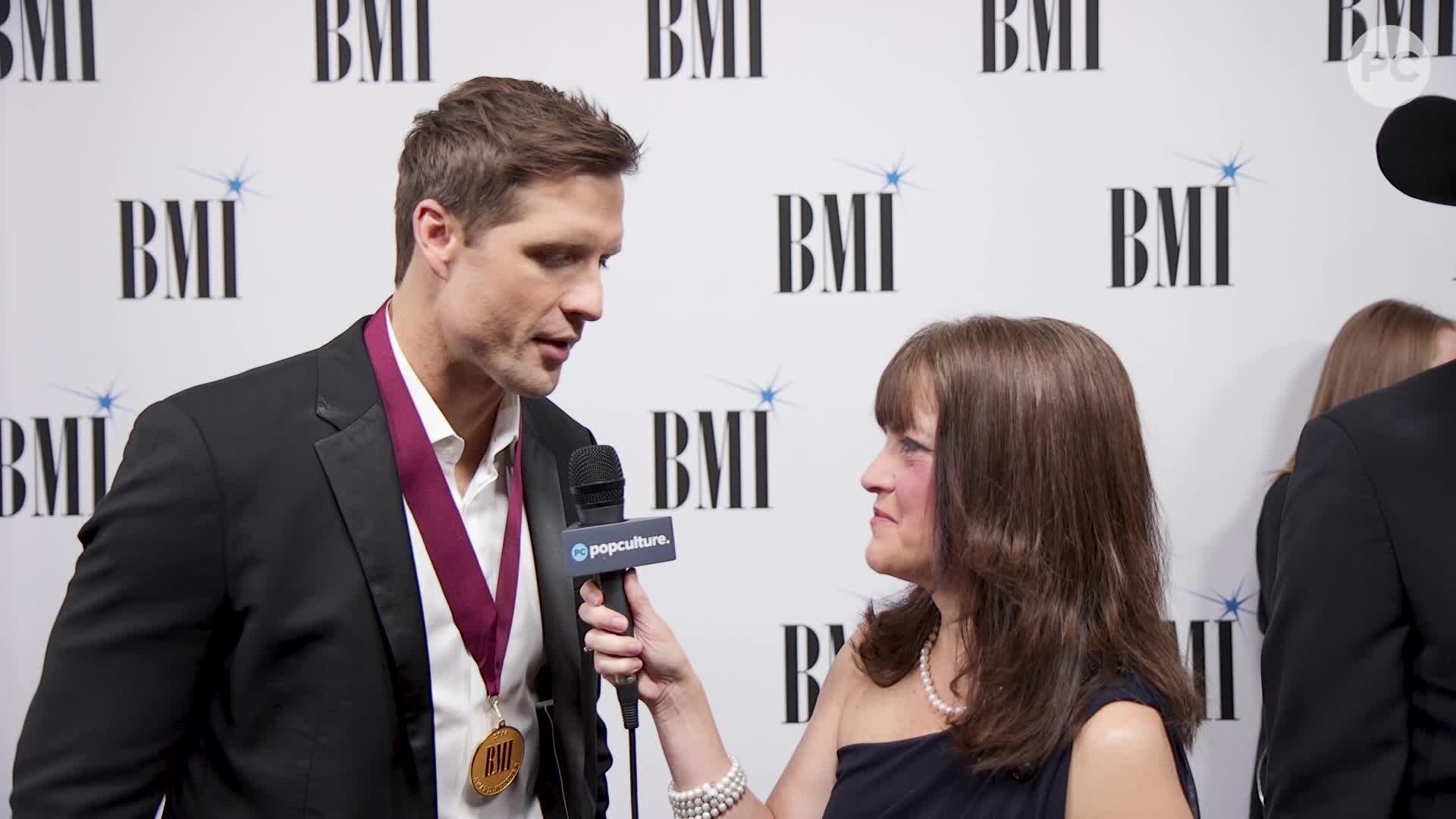 Walker Hayes - 2018 BMI Awards screen capture