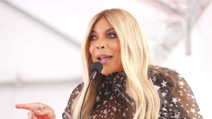 wendy williams walk of fame getty images