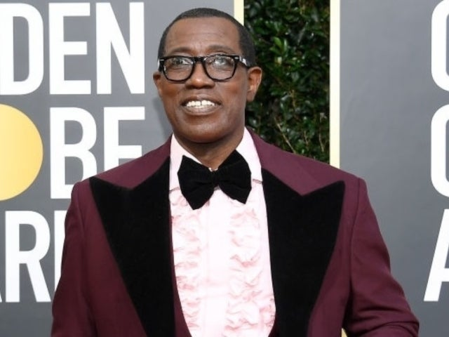 Wesley Snipes Shares Clip of Meeting Carol Burnett at Golden Globes 2020, and Fans Weigh In