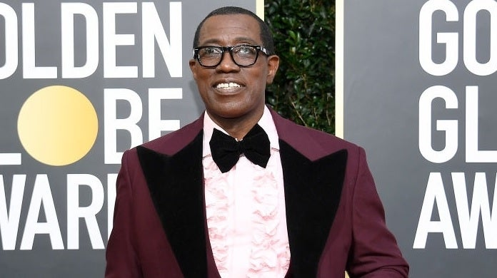 wesley snipes golden globes getty images