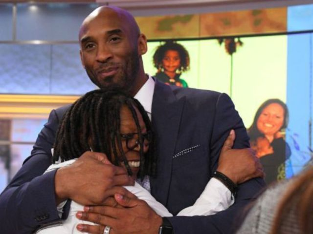 'The View' Co-Host Whoopi Goldberg Praises Kobe Bryant, Who Was 'Always Kind' to Her Family