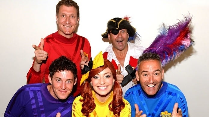 wiggles 2013 getty images