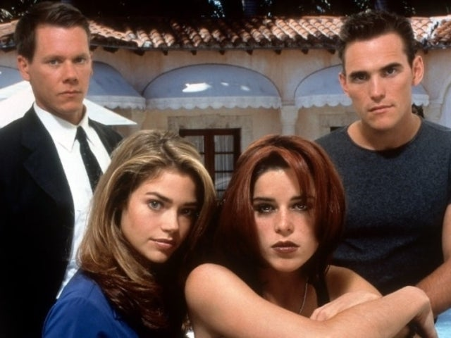 Neve Campbell and Denise Richards Have 'Wild Things' Reunion in New Instagram Photo