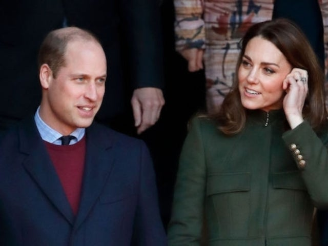 Prince William Appears to Allude to Drama With Prince Harry and Meghan Markle During Royal Engagement With Kate Middleton
