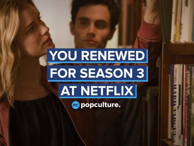 YOU Renewed for Season 3 at Netflix