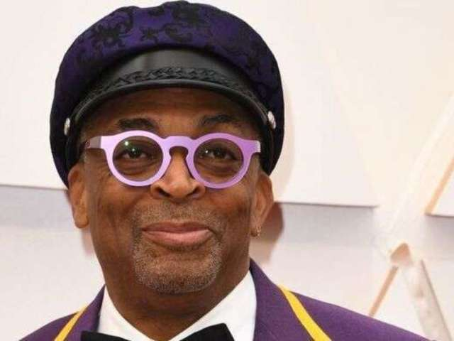 Oscars 2020: Kobe Bryant Fans Weigh in on Spike Lee's Lakers-Inspired Suit