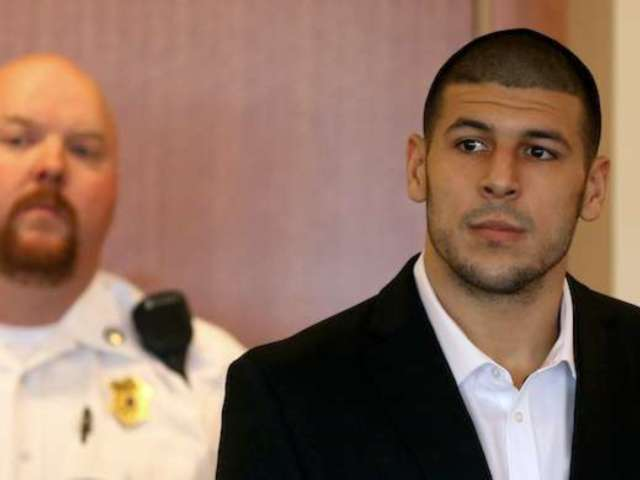 Aaron Hernandez's Cellmate Claims Patriots Star Was 'Infatuated' With Street Life