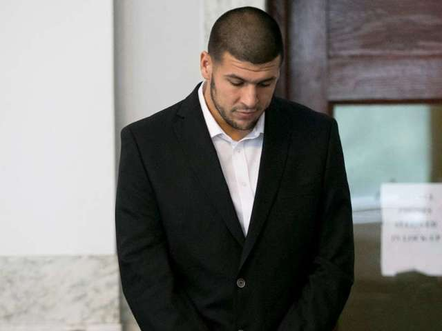 Aaron Hernandez Told His Mother About Sexuality Before Prison Death