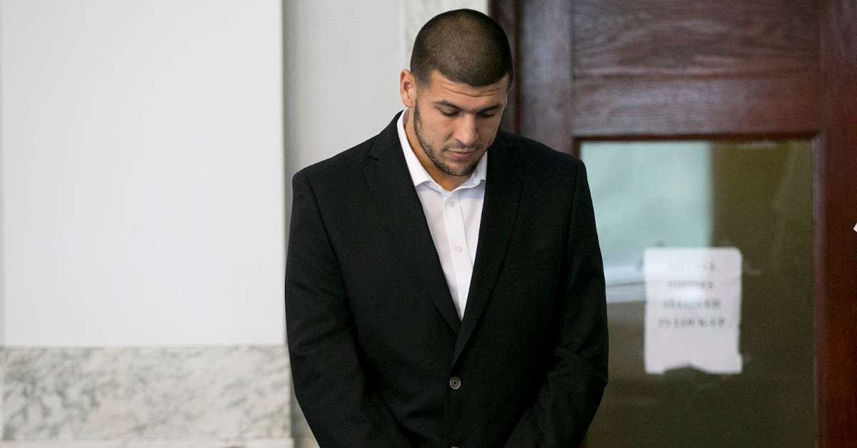 Aaron Hernandez told mom sexuality before death