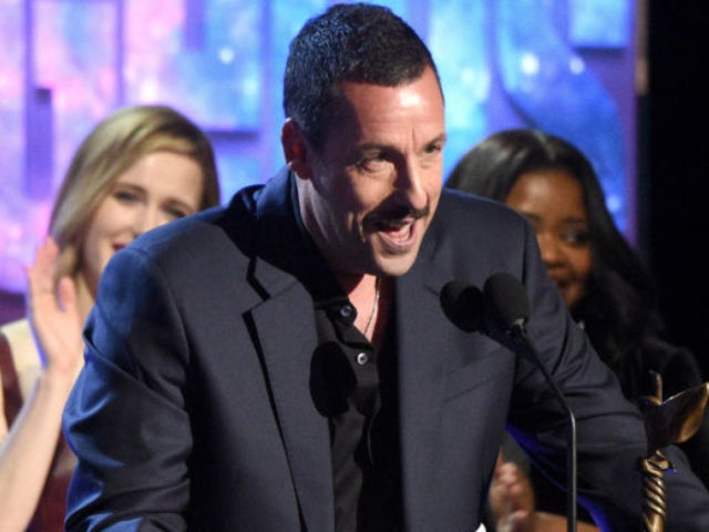 Adam Sandler Laughs off Oscars Snub With F-Bombs at Independent Spirit Awards