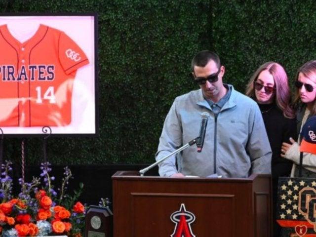 Altobelli Family: See What John Altobelli's Son JJ Said During Public Memorial 2 Weeks After Kobe Bryant Crash