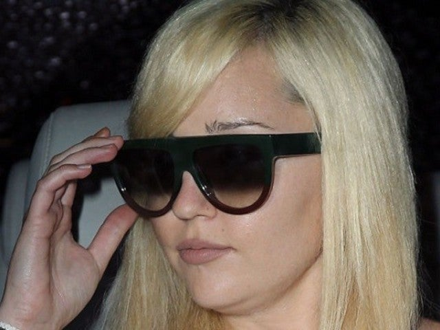 Amanda Bynes Shows off New Selfie With Face Tattoo, Possibly Teases New College Plans