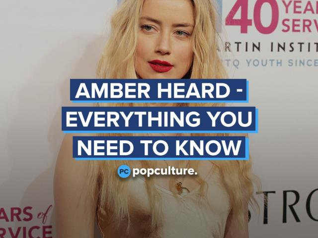 Amber Heard - Everything You Need to Know
