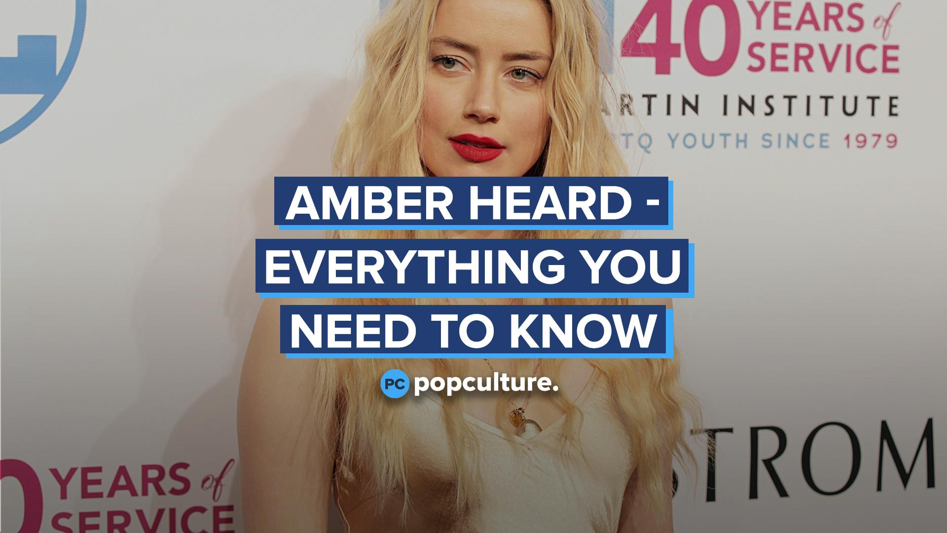 Amber Heard - Everything You Need to Know screen capture