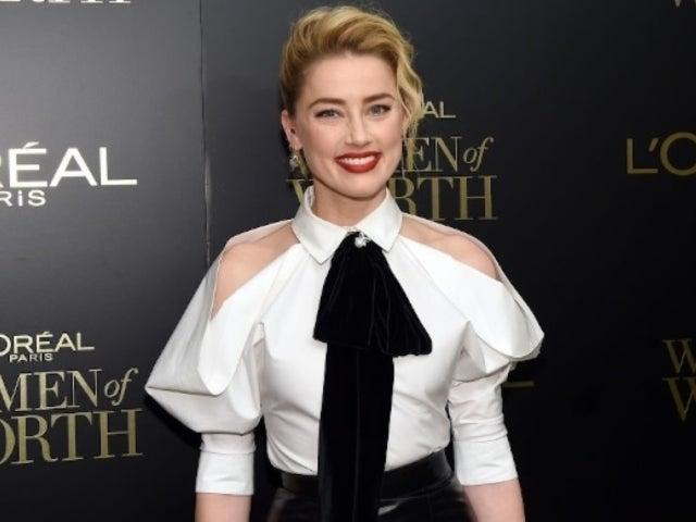 Amber Heard Admits to Hitting Johnny Depp: I 'Get So Mad, I Lose It'