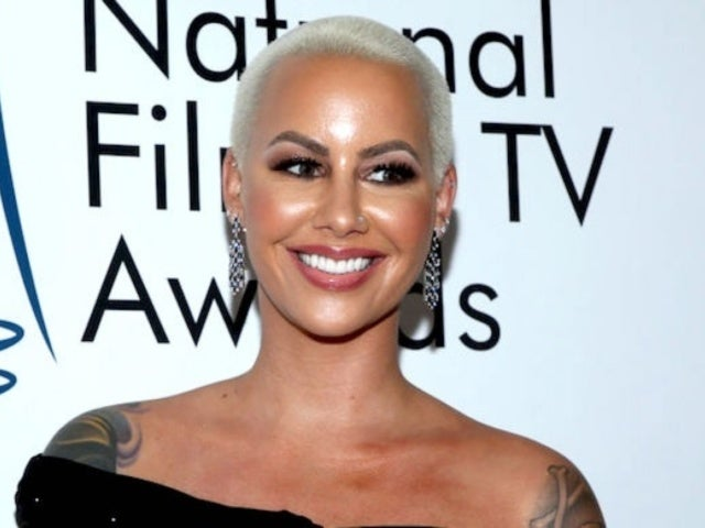 Amber Rose Reveals How Kobe Bryant's Death Inspired Her New Face Tattoo
