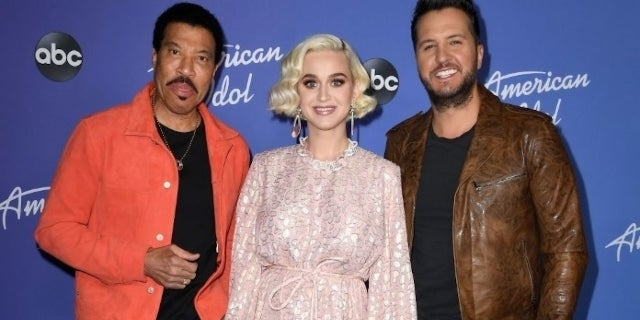 american idol judges getty images