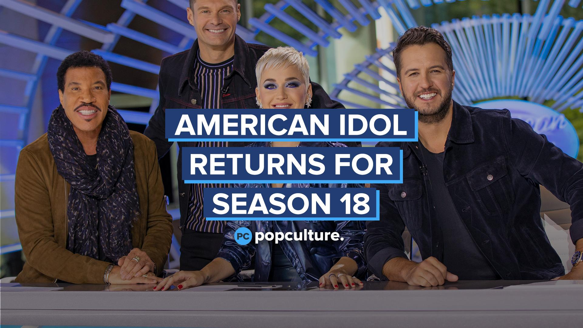 American Idol Returns for Season 18 screen capture