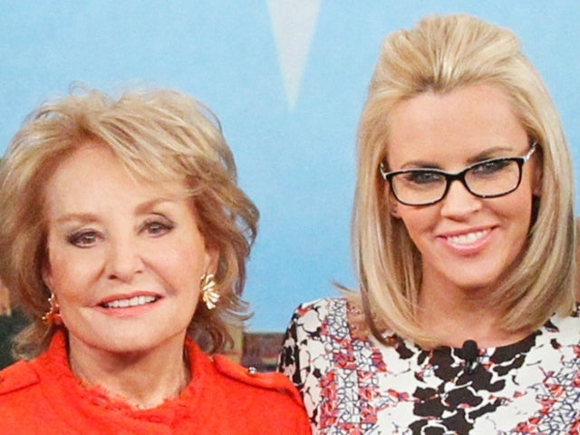 Barbara Walters 'Not Doing Great,' Says Former 'View' Co-Host Jenny McCarthy