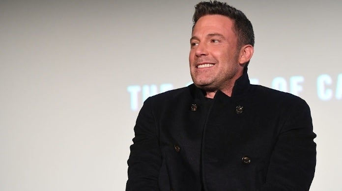 ben affleck getty images 2020