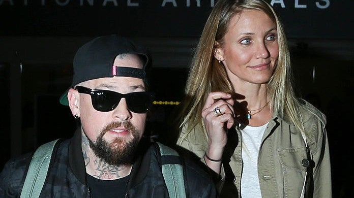 benji-madden-cameron-diaz-getty