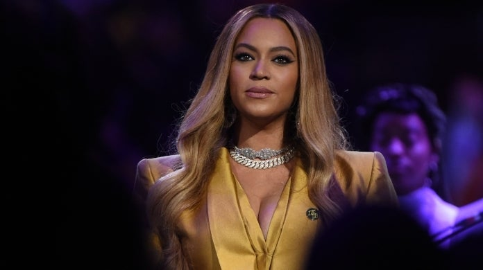beyonce kobe bryant memorial getty images