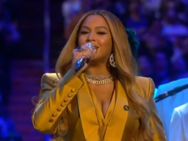 Kobe Bryant: Beyonce Changed Lyrics During Memorial Performance in Tribute to Late Lakers Legend