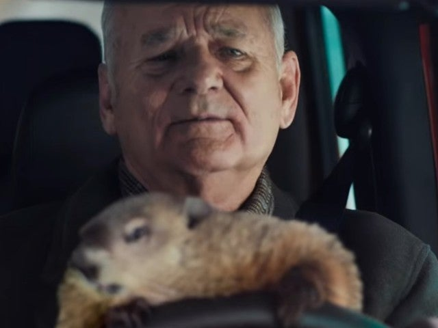 Super Bowl 2020: Bill Murray Revisits 'Groundhog Day' All Over Again for Jeep Commercial