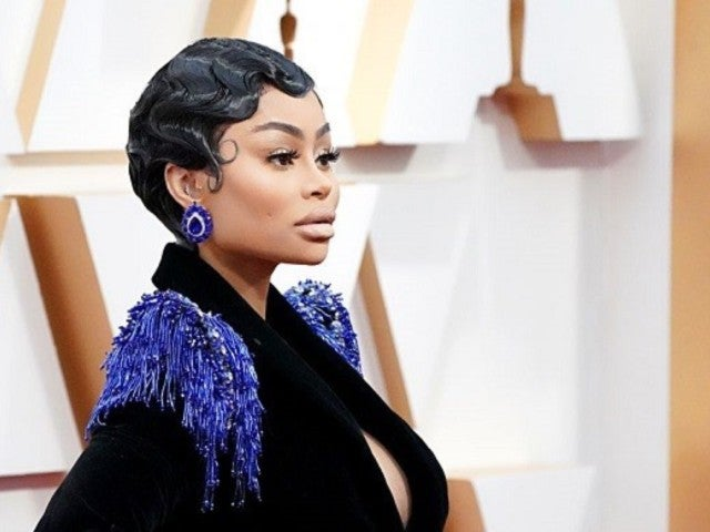 Oscars 2020: Blac Chyna Hits Red Carpet in Stunning Braless Dress