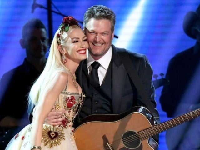 Blake Shelton and Gwen Stefani Performing on the Opry on May 9