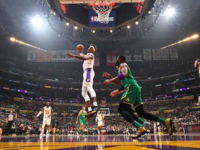 Kobe Bryant: Celtics Players Pay Tribute to Late Lakers Icon With Special Armbands