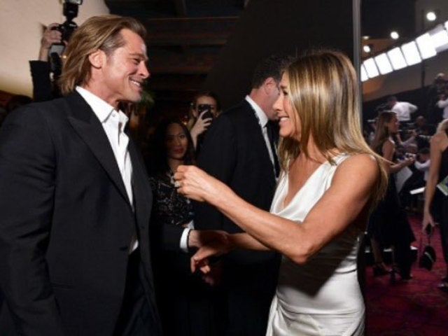 Oscars 2020: Brad Pitt and Jennifer Aniston Reportedly Hung out Again at After Party