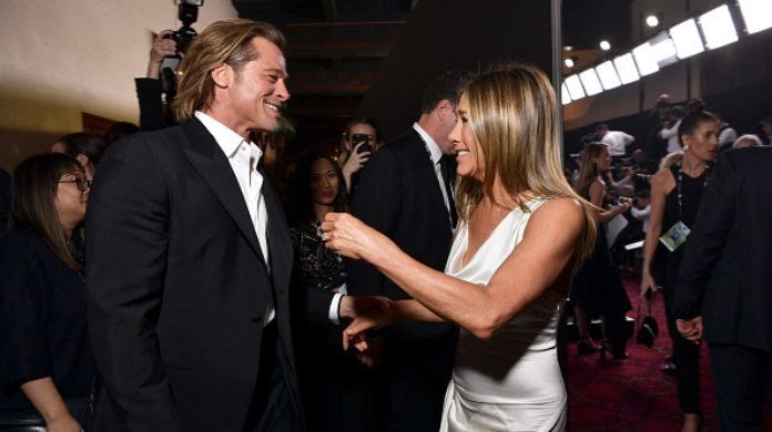 Brad Pitt and Jennifer Aniston-2