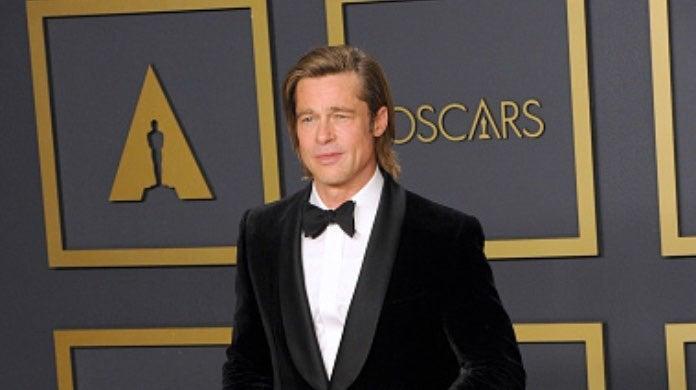 Brad Pitt Oscars-2