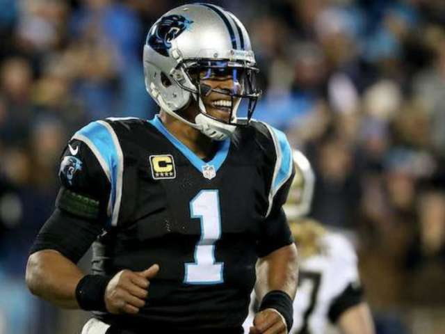 Cam Newton Officially Released by Panthers