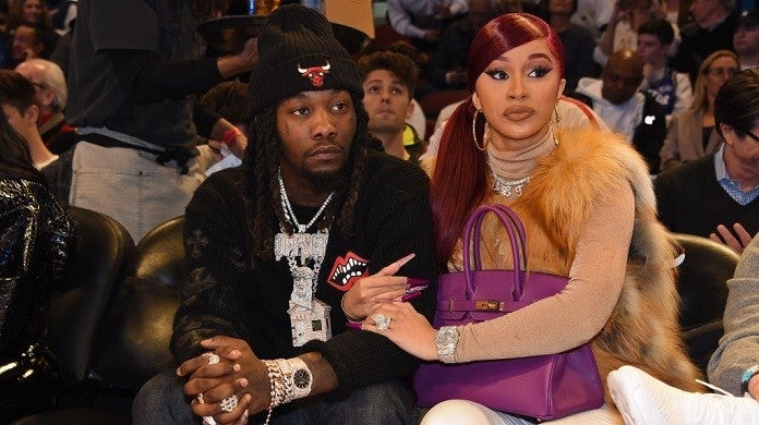 cardi-b-offset-nba-all-star-getty