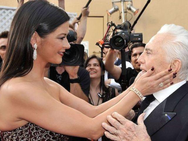 Catherine Zeta-Jones Sends Message to Fans Following Father-in-Law Kirk Douglas' Funeral