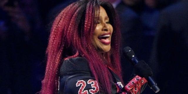 NBA All-Star 2020: See Chaka Khan Photos She Posted After National Anthem Backlash.jpg