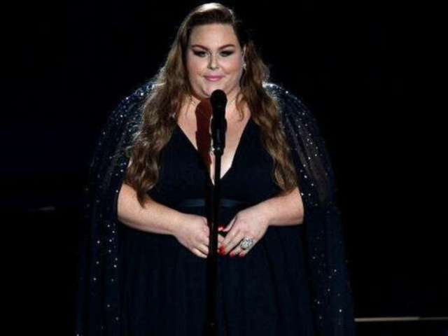 Oscars 2020: 'This Is Us' Star Chrissy Metz Has Social Media Stunned With Performance for 'Breakthrough'